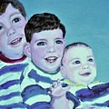 My Three Sons by Laurie Morgan