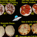 My Top Secret Recipe For Ufo Pizza by Ben Upham III