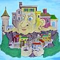 My Town by Eitan Saggi
