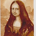 My Version Of Monalisa by Roza Matlin
