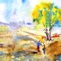 My Villege by Sanjay Punekar