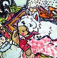 My Westie Milly And Her Toys by Mindy Newman