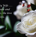 For My Wife - Expressions Of Love by Joni Eskridge