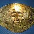 Mycenaean Gold Mask by Andonis Katanos