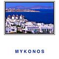 Mykonos by Madeline Ellis
