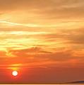 Mykonos Sunset by Madeline Ellis