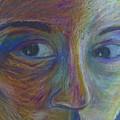 Mylar Portrait by Sally Van Driest