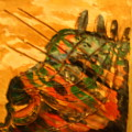 Myriad - Tile by Gloria Ssali