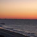 Myrtle Beach Pier by Barbara Blanchard