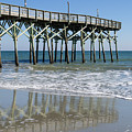 Myrtle Beach Pier by MM Anderson
