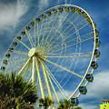 Myrtle Beach Skywheel by Bill Barber
