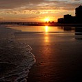 Myrtle Beach Sunset by Patricia L Davidson