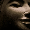 Mysterious Buddha by Cara Imperato