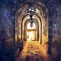Mysterious Hallway by Jill Battaglia