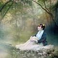 Mystic Contemplation by Karen Koski