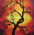 Mystic Firestorm by Jordanka Yaretz
