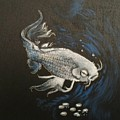 Mystic Koi by Kevin F Bell