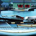 Mystic Seaport #5 by Susan Vineyard