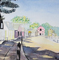 Mystic Seaport by Gilbert Pennison