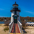 Mystic Seaport Lighthouse Entry by Brian MacLean