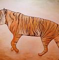Mystic Tiger by Scott Plaster