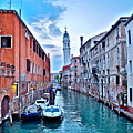 Mystic Venice by Eric Ford