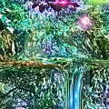 Mystic Waterfall by Cristina Izzi
