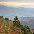 Blue Ridge Mountain 3 by Felix Lai