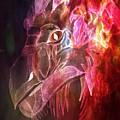 Mystical Dragon 2 by Maria Urso