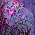 Mystical Garden by Anne  Alfaro