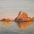 Mystical Island Es Vedra by Lizzy Forrester