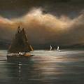 Mystical Journey by Sharon Abbott-Furze