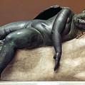 Mythology: Sleeping Eros by Granger