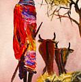 N 112 by John Ndambo