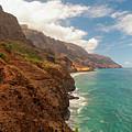 Na Pali Coast 5 by Brian Harig