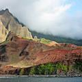 Na Pali Coast by Bruce