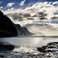 Na Pali Coast Kauai Hawaii by Brendan Reals