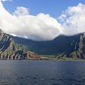 Na Pali Coast Kauai by Phil Welsher