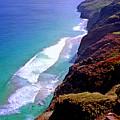 Na Pali Coast Trail by Kevin Smith