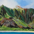Na Pali Cruise by Marionette Taboniar