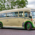 Nae 3 - Bristol L6b Coach by Steve H Clark Photography