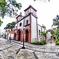 Naguanagua Church by Galeria Trompiz