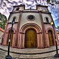 Naguanagua Church Smile Jesus by Galeria Trompiz
