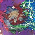 Nail Polish Abstract 15-s11 by Virginia Margarita