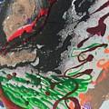 Nail Polish Abstract 15-z11 by Virginia Margarita