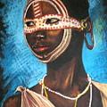 Nairobi Girl by Yxia Olivares