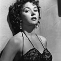 Naked Alibi, Gloria Grahame, 1954 by Everett