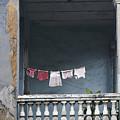 Naked Balcony by Gaston B Duarte