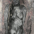Naked Woman But Not Sexy Woman N.2 by Kamran Rouhani