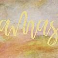 Namaste 6 by Paulette B Wright